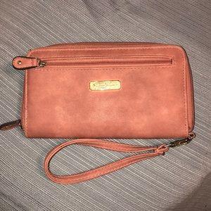Jessica Simpson Bags - Jessica Simpson wristlet wallet
